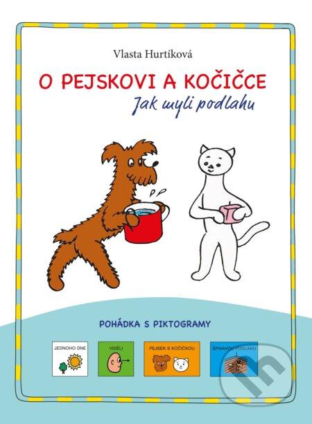 Venirsincontro.it O pejskovi a kočičce – pohádka s piktogramy Image