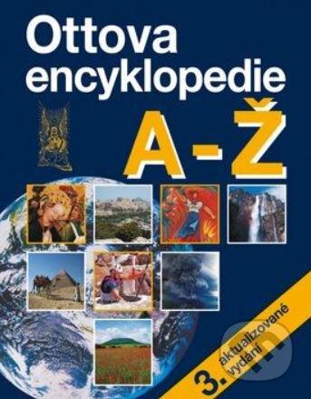 Ottova encyklopedie A-Ž - Ottovo nakladatelství