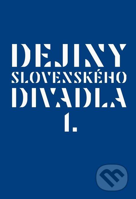 Interdrought2020.com Dejiny slovenského divadla I. Image