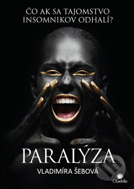 cdce0ff8fd27 Kniha  Paralýza (Vladimíra Šebová)