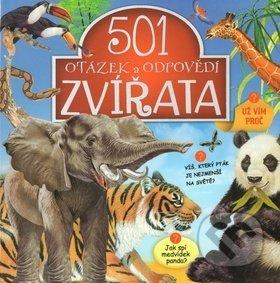 501 otázek a odpovědí: Zvířata - SUN