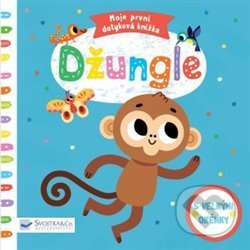 Moje první dotyková knížka: Džungle - Tiago Americo