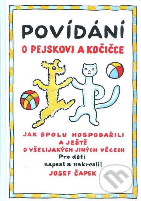 Peticenemocnicesusice.cz Povídání o pejskovi a kočičce Image