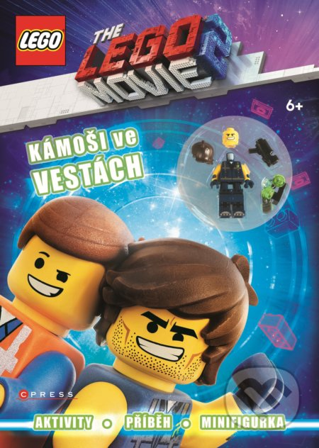Venirsincontro.it LEGO MOVIE 2: Kámoši ve vestách Image