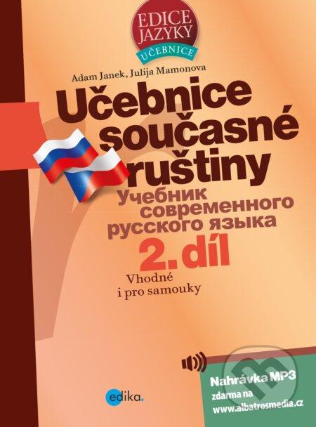 Fatimma.cz Učebnice současné ruštiny, 2. díl Image