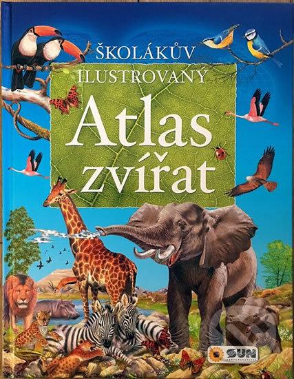 Školákův ilustrovaný Atlas zvířat - SUN