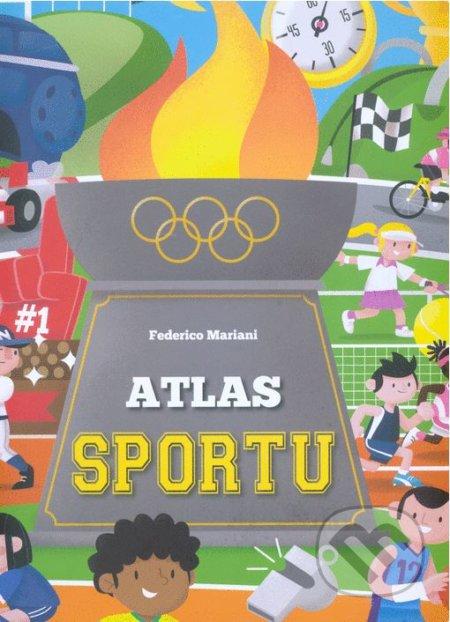 Atlas sportu - Federico Mariani