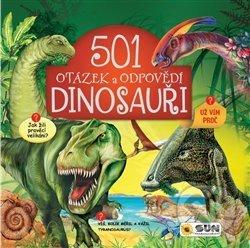 501 otázek a odpovědí: Dinosauři - SUN