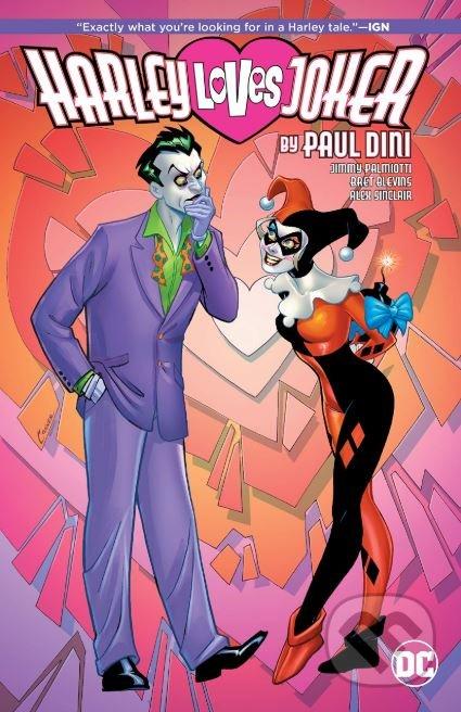 Harley Loves Joker - Paul Dini