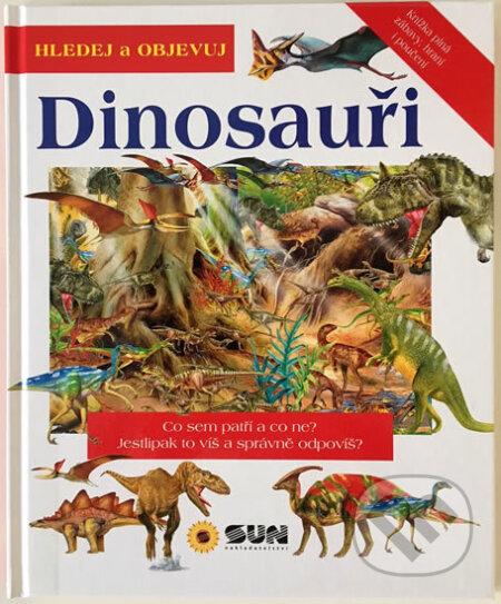 Hledej a objevuj: Dinosauři - SUN