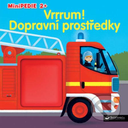 Fatimma.cz Vrrrum! Dopravní prostředky Image