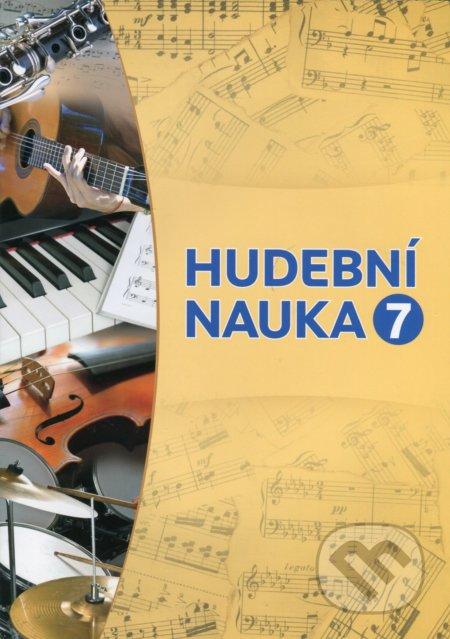 Hudební nauka 7 - Martin Vozar