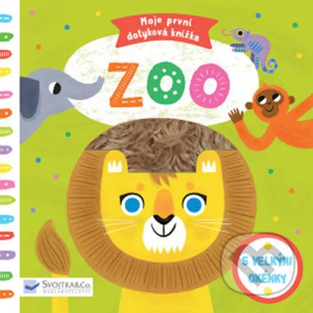 Moje první dotyková knížka: Zoo -
