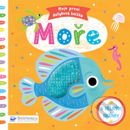 Moje první dotyková knížka: Moře - Marie-Noelle Horvath
