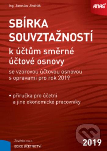 Fatimma.cz Sbírka souvztažností k účtům směrné účtové osnovy Image