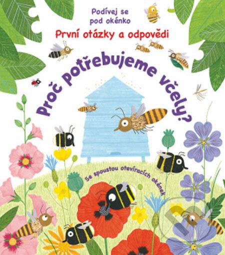 První otázky a odpovědi: Proč potřebujeme včely? -