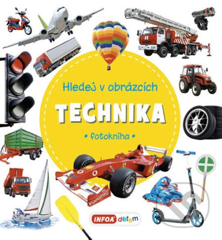 Hledej v obrázcích Technika - INFOA