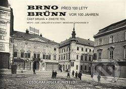 Brno Město - lidé - události - Josef Kunzfeld