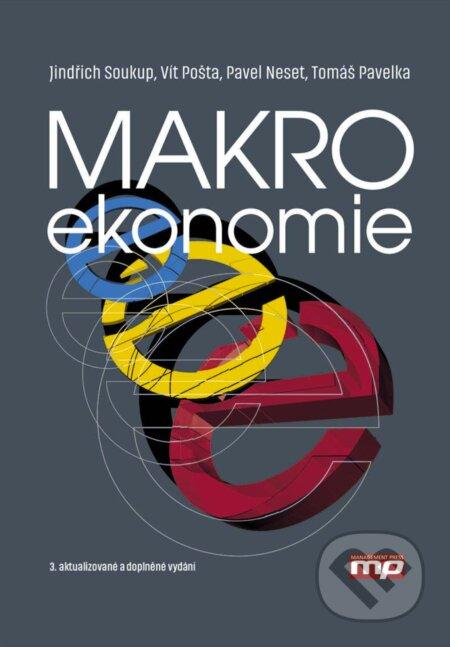 Makroekonomie - Jindřich Soukup