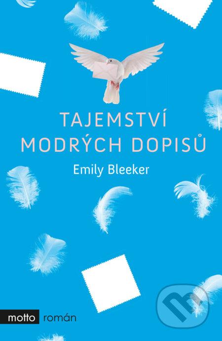 Tajemství modrých dopisů - Emily Bleeker