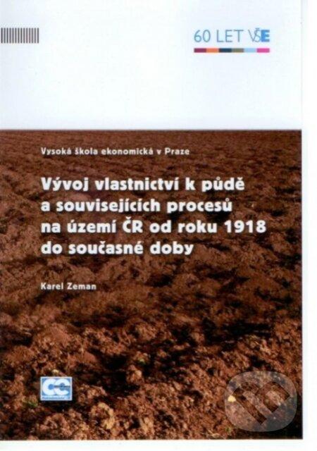 Excelsiorportofino.it Vývoj vlastnictví k půdě a souvisejících procesů na území ČR od roku 1918 do současné doby Image