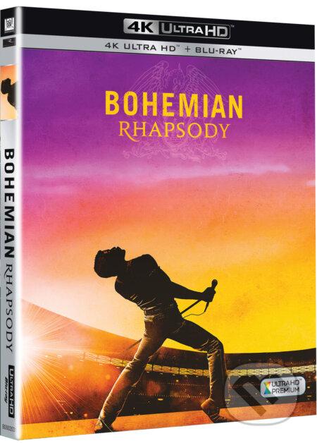 2aac7c3c4 Film: Bohemian Rhapsody Ultra HD Blu-ray (Bryan Singer) (UltraHDBlu ...