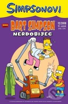 Fatimma.cz Bart Simpson: Nerdobijec Image