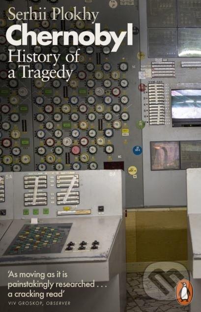 Chernobyl - Serhii Plokhy