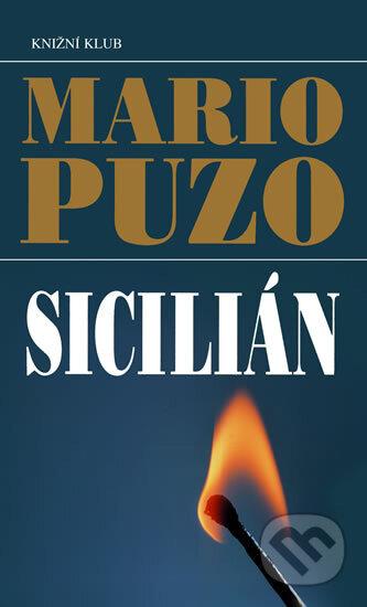 Kniha Kmotr (Mario Puzo)