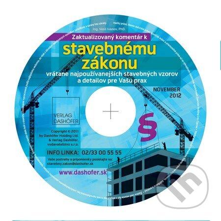 Newdawn.it Stavebný zákon s komentárom Image