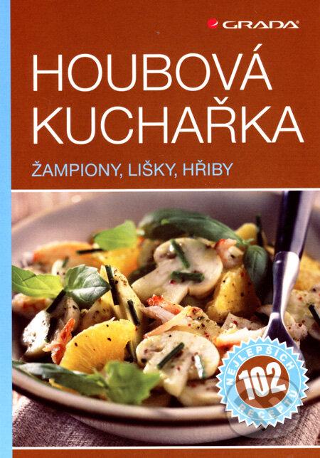 Fatimma.cz Houbová kuchařka Image