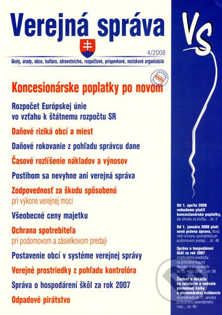 Newdawn.it Verejná správa 4/2008 Image