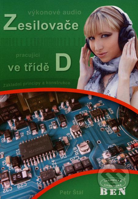 Výkonové audio zesilovače pracující ve třídě D - Petr Štál