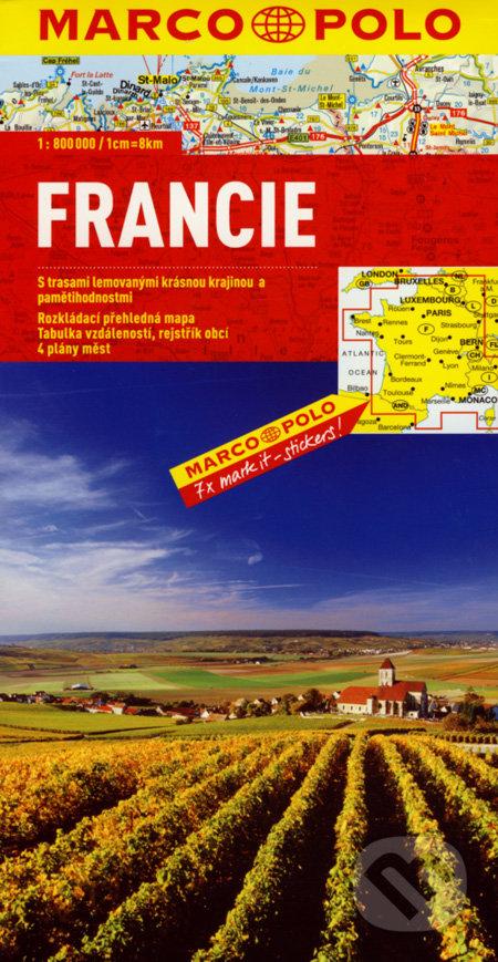 Fatimma.cz Francie 1:800 000 Image