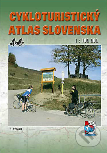 Excelsiorportofino.it Cykloturistický atlas Slovenska 1:100 000 Image