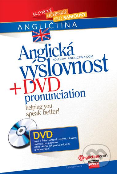 Newdawn.it Anglická výslovnost + DVD Image