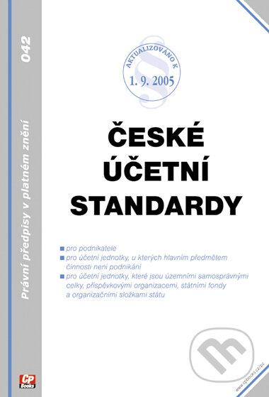 Fatimma.cz České účetní standardy Image