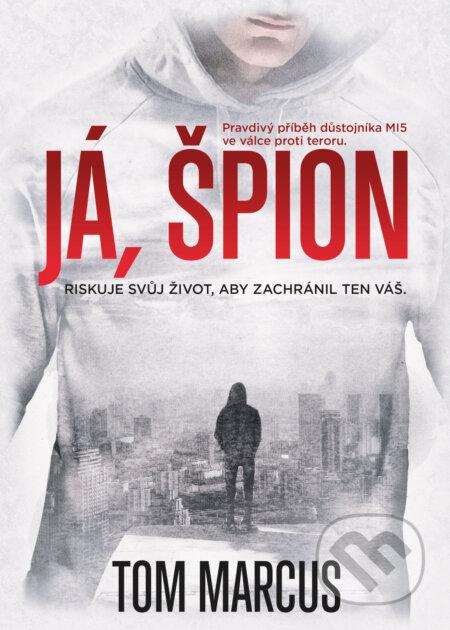 Já, špion - Tom Marcus