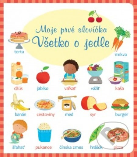 Všetko o jedle - moje prvé slovíčka -