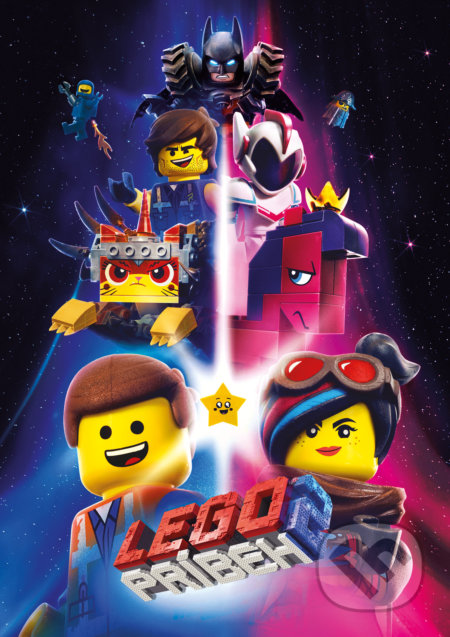 Lego príbeh 2 DVD