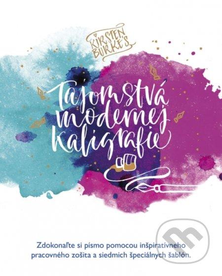 Fatimma.cz Tajomstvá modernej kaligrafie Image