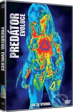 FILM PREDÁTOR EVOLÚCIA DVD