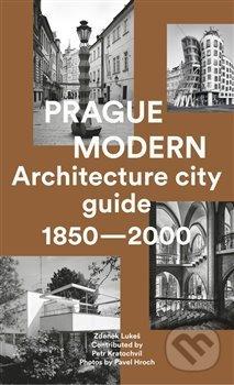 Prague Modern - Zdeněk Lukeš