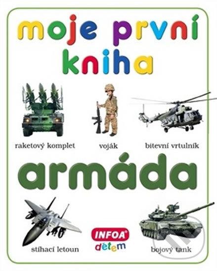 Newdawn.it Moje první kniha - Armáda Image