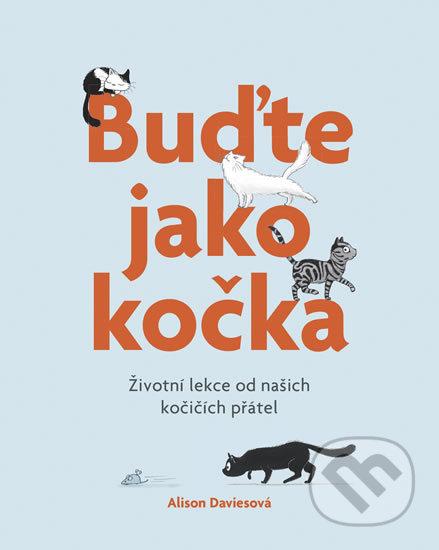 Fatimma.cz Buďte jako kočka Image