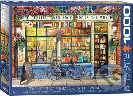 Nejlepší knihkupectví na světě - EuroGraphics