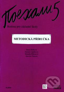 Interdrought2020.com Pojechali 5 metodická příručka ruštiny pro ZŠ Image