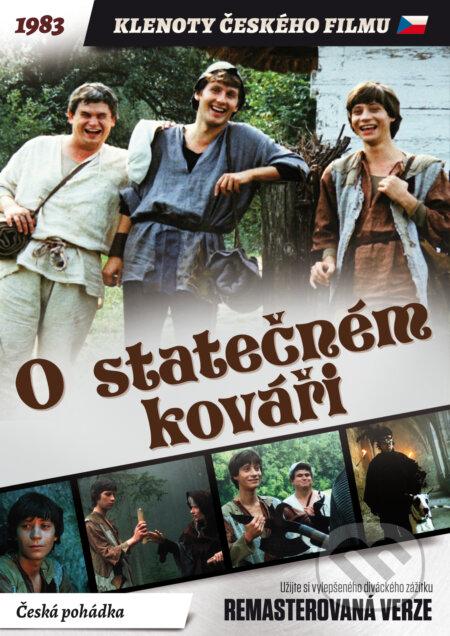 O statečném kováři DVD