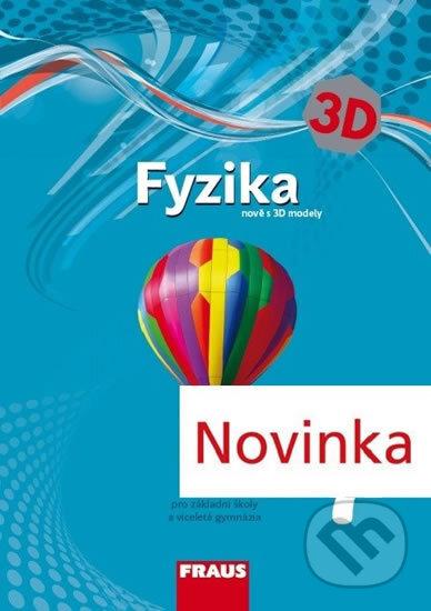 Fatimma.cz Fyzika 7 pro ZŠ a VG učebnice nově s 3D modely Image