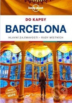Barcelona do kapsy - Sally Davies